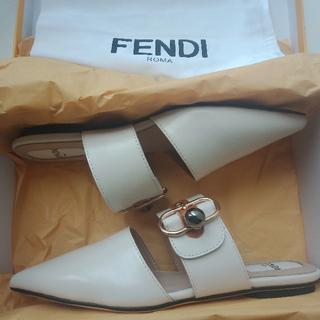 フェンディ(FENDI)のフェンディ パンプス 36(サンダル)