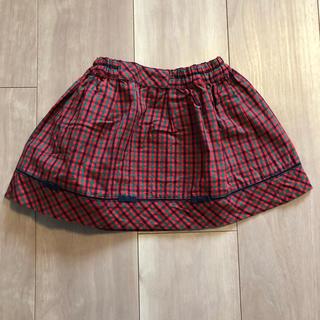 ファミリア(familiar)の【美品】ファミリア  スカート 80(スカート)