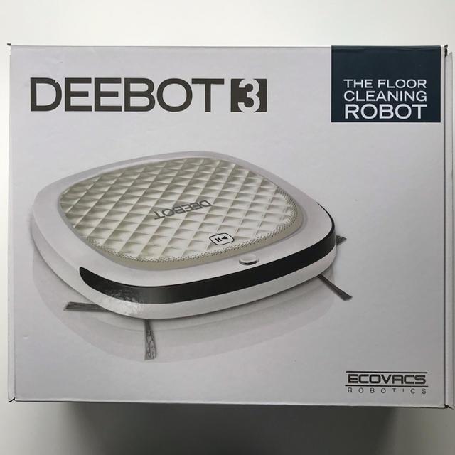 自動掃除機♡ディーボットD35 スマホ/家電/カメラの生活家電(掃除機)の商品写真