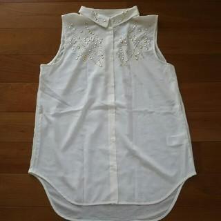 エイチアンドエム(H&M)のH&Mシャツ(シャツ/ブラウス(半袖/袖なし))