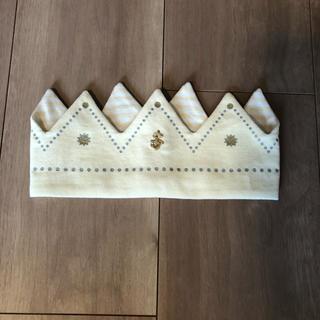 ファミリア(familiar)の【美品】ファミリア  王冠 バースデー(ファッション雑貨)