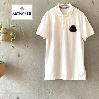 MONCLER - 【美品 2019SS】 MONCLER モンクレール ポロシャツ Sサイズ
