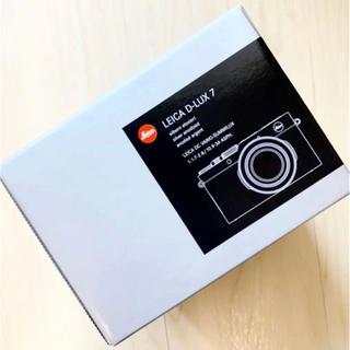 【新品保証有り】Leica D-LUX7 シルバー