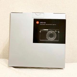 ライカ(LEICA)の☆【新品保証付き】Leica Q2 最新モデル☆(コンパクトデジタルカメラ)