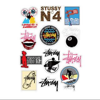 STUSSY - stussy ストゥーシー  防水ステッカー