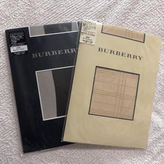 バーバリー(BURBERRY)のBURBERRY ストッキング(タイツ/ストッキング)