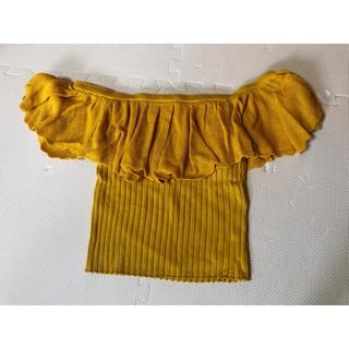 ローズバッド(ROSE BUD)のノースリーブ トップス(カットソー(半袖/袖なし))