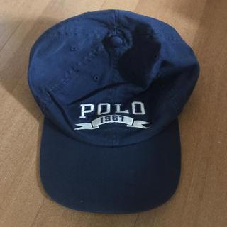 ポロラルフローレン(POLO RALPH LAUREN)のラルフローレン❤️新品キャップ(帽子)