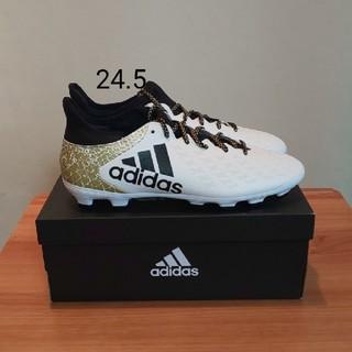 adidas - サッカー スパイク24.5