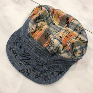 アンパサンド(ampersand)のAMPERSAND ベビー帽子(帽子)