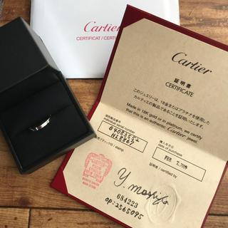 カルティエ(Cartier)のカルティエ マイヨン パンテール ウェディング 12号(リング(指輪))