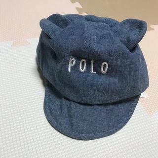ポロラルフローレン(POLO RALPH LAUREN)のポロベビー ポロ 帽子 ベビー キッズ(帽子)