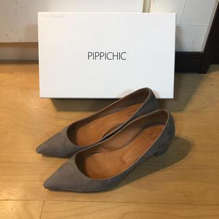 ピッピ(Pippi)の✳︎定価:約¥32000✳︎ピッピシック チャンキーヒール パンプス(ハイヒール/パンプス)