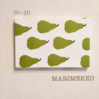 マリメッコ(marimekko)のファブリックパネル◉マリメッコ パーリナ (ファブリック)