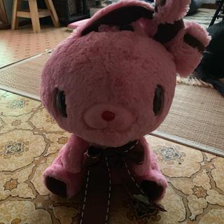 タイトー(TAITO)のグルーミー バレンタイン ぬいぐるみ 汎用ウサギ(ぬいぐるみ)