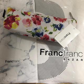 フランフラン(Francfranc)のFrancfranc トゥースブラシセット(歯ブラシ/デンタルフロス)