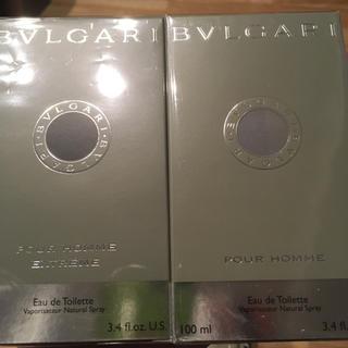 BVLGARI - BVLGARI ブルガリ プールオム プールオムエクストリーム 100ml