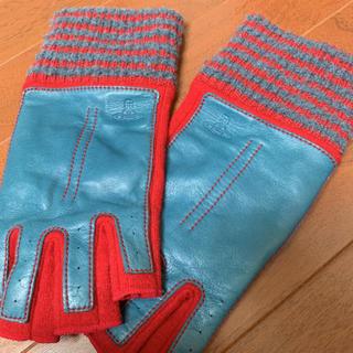 ヴィヴィアンウエストウッド(Vivienne Westwood)のヴィヴィアンウエストウッド 紳士 手袋(手袋)