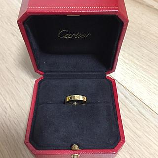 カルティエ(Cartier)のカルティエ ラブリング 9号(リング(指輪))