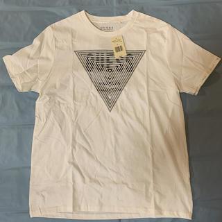 ゲス(GUESS)の希少デザイン GUESS Tシャツ サイズL(Tシャツ/カットソー(半袖/袖なし))