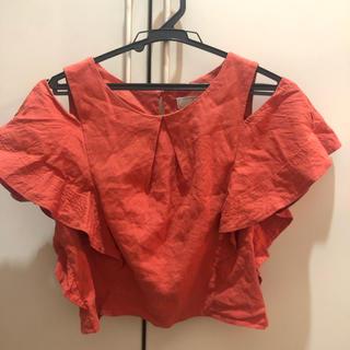 リリーブラウン(Lily Brown)のトップス(Tシャツ(半袖/袖なし))