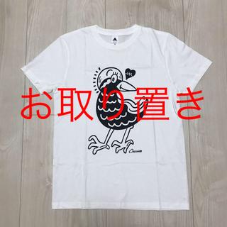 【新品】Chocomoo・Tシャツ やんばるアートフェスティバル(お笑い芸人)
