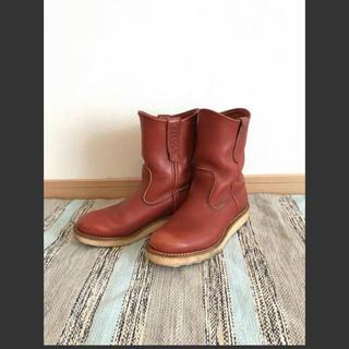 レッドウィング(REDWING)のレッドウイングペコス 8866 (US5.5/23.5〜24cm)(ブーツ)