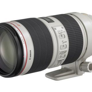 Canon - ☆新品同様品☆Canon EF70-200mm F2.8L IS II USM