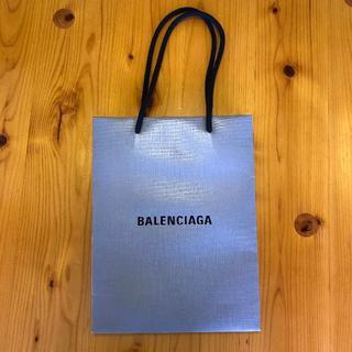 バレンシアガ(Balenciaga)の【美品】Balenciaga バレンシアガ ショッパー ショップ 紙袋(ショップ袋)