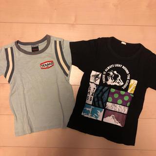 ジーユー(GU)のTシャツ 130(Tシャツ/カットソー)
