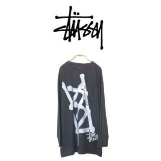 ステューシー(STUSSY)のステューシー サイドポケット ロンT メキシコ製(Tシャツ/カットソー(七分/長袖))