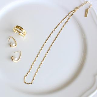 AGATHA - 人気♡華奢見えchoker necklace・ silver925♡
