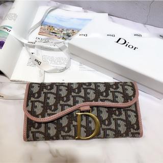 ディオール(Dior)の Dior ディオール 長財布 新品未使用 (財布)