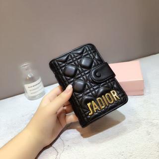 ディオール(Dior)の Dior ディオール 折財布 新品未使用 (財布)