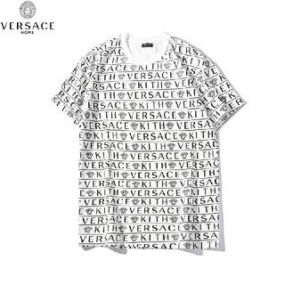 VERSACE - VERSACE 男女通用Tシャツ