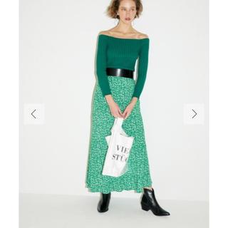 フレイアイディー(FRAY I.D)のみにおん様専用 フレイアイディー 花柄スカート 0(ロングスカート)