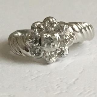 050プラチナダイヤモンド(リング(指輪))