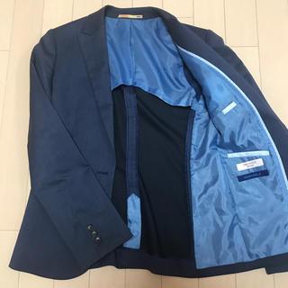 オリヒカ(ORIHICA)のORIHICAウォッシャブルスーツ ブルー系(スーツ)