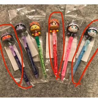 アンパンマン(アンパンマン)のアンパンマンミュージアム限定 着ぐるみボールペン (アクションボールペン)6種 (ペン/マーカー)