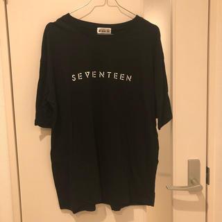 セブンティーン(SEVENTEEN)のSEVENTEEN ライブTシャツ セブチ  セブンティーン(K-POP/アジア)