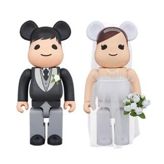 MEDICOM TOY - ベアブリック BE@RBRICK 結婚 3 400% MEDICOMTOY