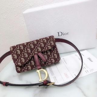 ディオール(Dior)のDior ディオール ウエストポーチ (ボディバッグ/ウエストポーチ)