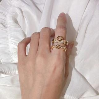 エルメス(Hermes)の綺麗★★レディース  Hermes エルメス 指輪 リング (リング(指輪))