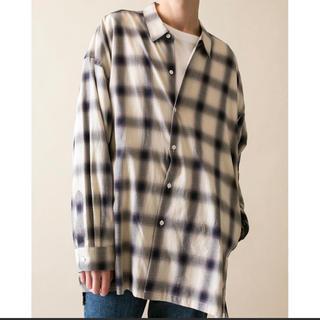 ビューティアンドユースユナイテッドアローズ(BEAUTY&YOUTH UNITED ARROWS)のmonkeytime チェックシャツ(シャツ)