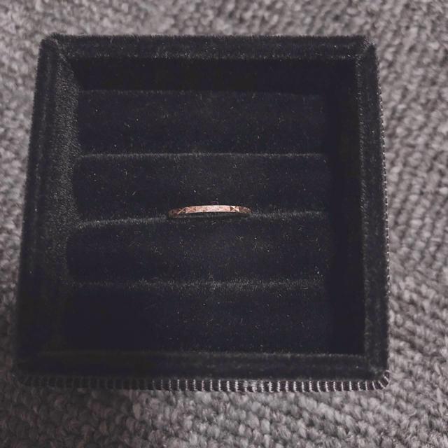 BLOOM(ブルーム)のピンキーリング 1号 レディースのアクセサリー(リング(指輪))の商品写真
