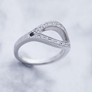 Crescent Luna MISTERIO RING(リング(指輪))