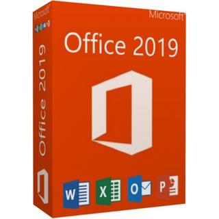 Microsoft - 最新版 Microsoft Office 2019 Pro Plus
