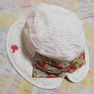 セラフ(Seraph)の新品未使用 52cm F.O.KIDS Seraph セラフ 女の子 帽子(帽子)