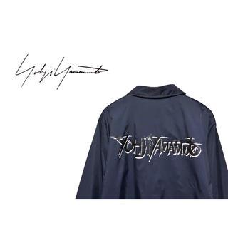 ヨウジヤマモト(Yohji Yamamoto)の新品タグ Ground Y Yohji Yamamoto コーチジャケット(ナイロンジャケット)