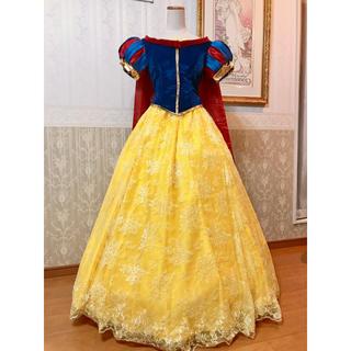 ディズニー(Disney)の❁Dハロ❁白雪姫 ドレスデラックス衣装❁新品(その他ドレス)